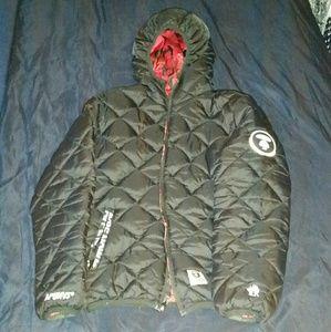 Other - Bape reversible jacket