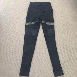 High rise Onzie bondage leggings