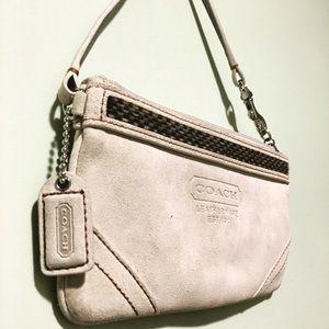 Coach Handbags - Coach clutch with sequin detailing