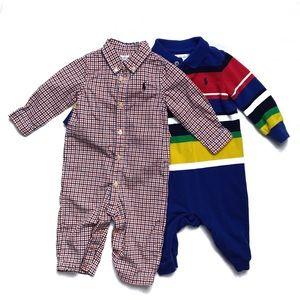 Ralph Lauren Other - Bundle of 2 Ralph Lauren Baby Boy Outfits