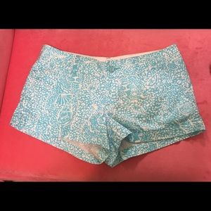 Lilly Pulitzer size 6 Walsh Shorts