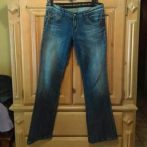Express re-rock jeans