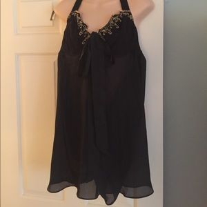 Cacique Other - NWT cacique chemise & thong