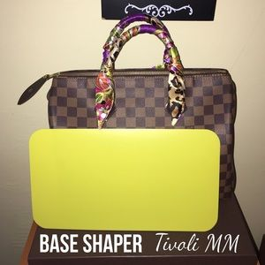 Accessories - 🌼 Base Shaper fits Tivoli MM