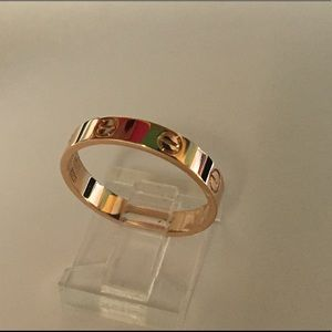 Genuine Cartier Love Ring