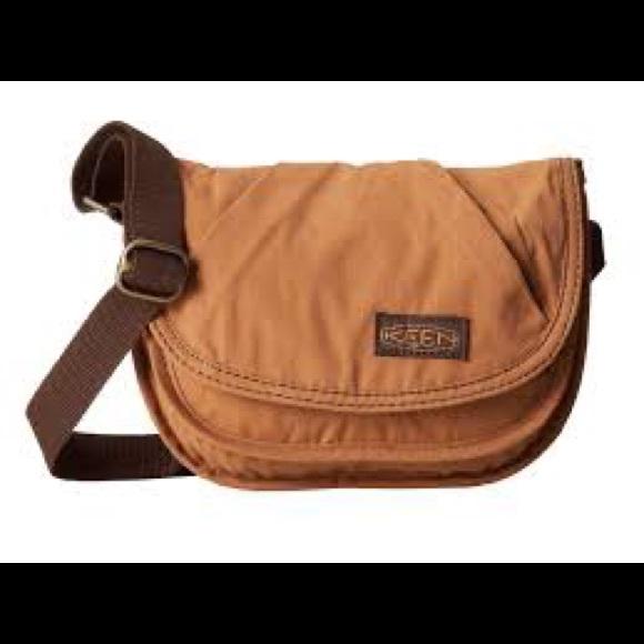 ffb10d9e1d Keen Handbags - KEEN Montclair mini bag / purse in Brown twill