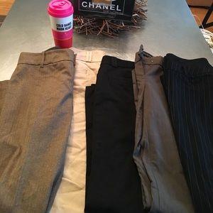 Pants - 5 pairs of work pants!