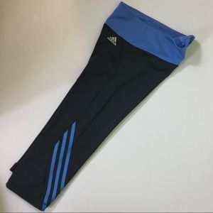 New listing! Adidas Capri runners tights