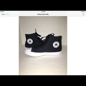 Converse Shoes - Converse chuck Taylor II all stars high top sz10