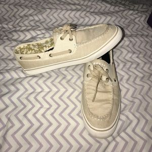 Canvas sperry's