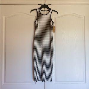 Copper Key Dresses & Skirts - NWT Copper Key Striped Midi Dress