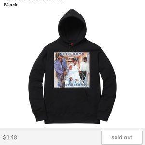Supreme Other - Rap-A-Lot Records black gheto boys sweatshirt
