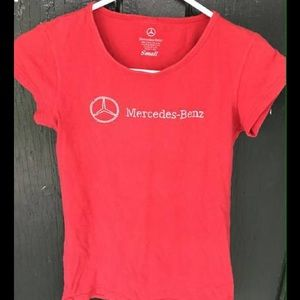 Neiman Marcus Tops - Womans Mercedes Benz Shirt