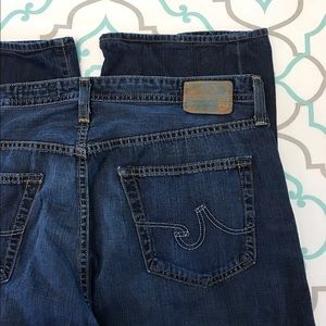 AG Adriano Goldschmied Other - 💙👖Awesome Men's AG Jeans👖💙36x32 Dark Wash EUC!