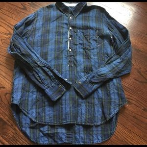 Billy Reid Other - Men's linen shirt