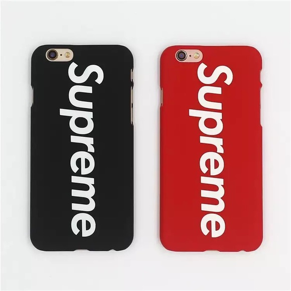 info for 7f5eb 4f185 Supreme iPhone 7 plus iPhone 7 hard phone case Boutique