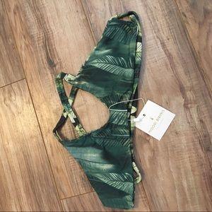 San Lorenzo Other - Midori bikini medium palm nani
