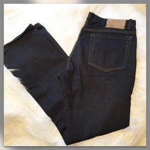 John Varvatos Other - John Varvatos dark Straight jeans 36x31