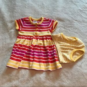 Hanna Andersson Other - Nwt Hanna Andersson baby girl sz 60 playdress