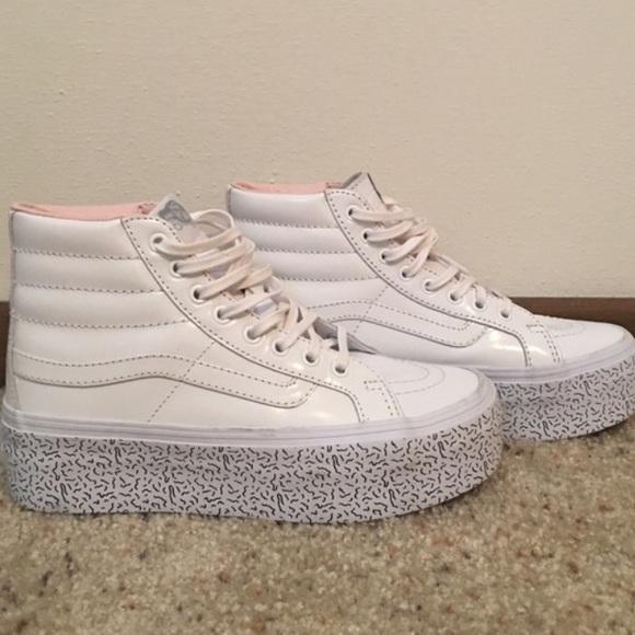 e390446c1 Vans Shoes | X Nasty Gal Limited Edition Platform Sneakers | Poshmark