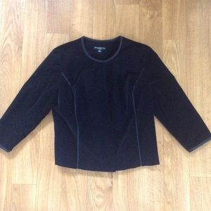 Behnaz Sarafpour Jackets & Blazers - Behnaz Sarafpour Target Women Velvet Party Jacket+
