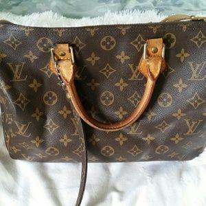 Louis Vuitton Handbags - Louis Vuitton vintage handbag