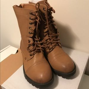 Call It Spring Shoes - Combat boots