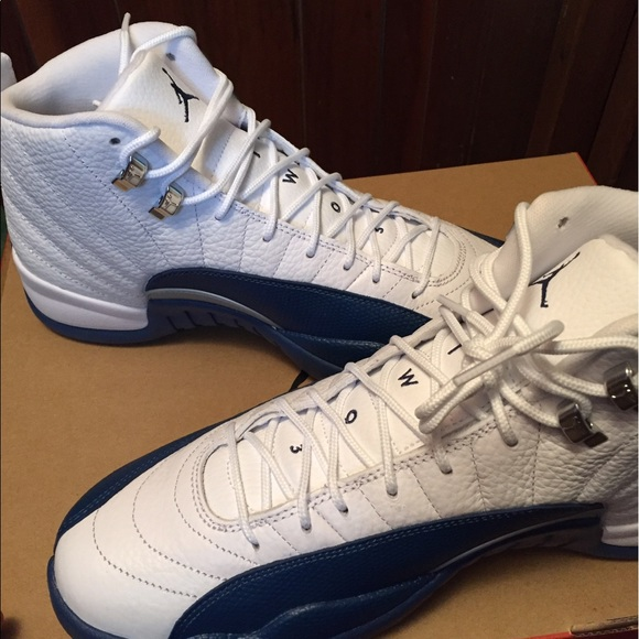 online store 1acec add18 French blue 12s