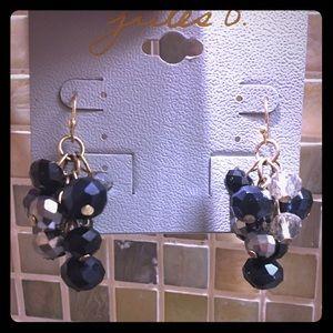 ⚡️SALE⚡️NWT Jules B glass bead dangle earrings