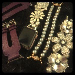 Accessories - My Custom designed Apple Watch Bracelet Collection