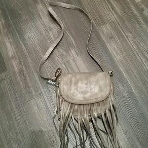 Kohls  Handbags - Hobo fringed handbag