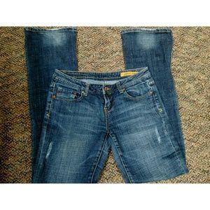 Seven7 Denim - Classic Flare Jeans - Size 27