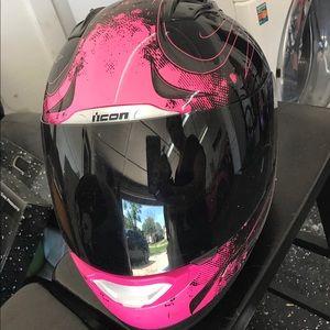 ICON Alliance Threshold Helmet (discontinued)