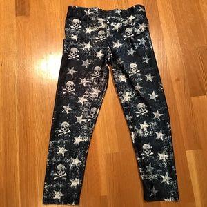 Zara Terez Pants - Zara Terez for SoulCycle Stars Capri Leggings