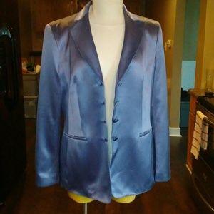 Jackets & Blazers - Pewter Female Blazer