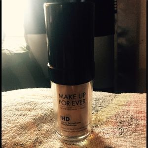 Makeup Forever Other - Makeup forever HD foundation By Sephora