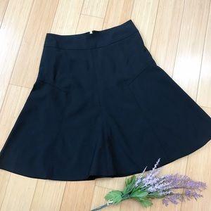 Express Dresses & Skirts - EXPRESS perfect black skirt, 2.