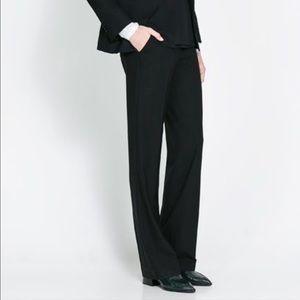 Zara wool trousers