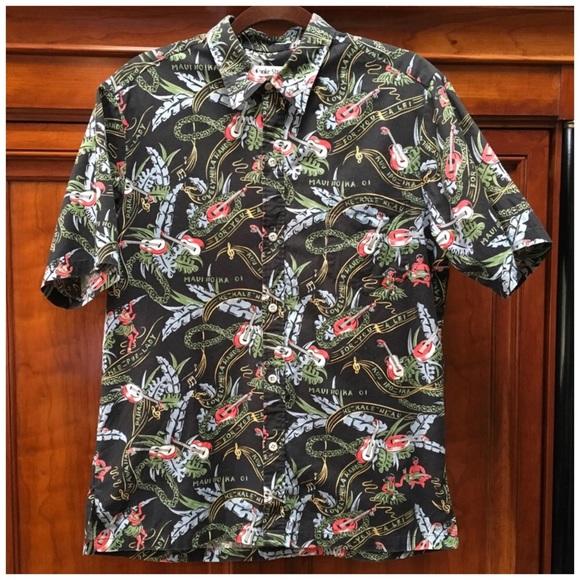 f187f5bf cooke street Shirts | Mens Made In Hawaii Camp Shirt Hawaiian | Poshmark