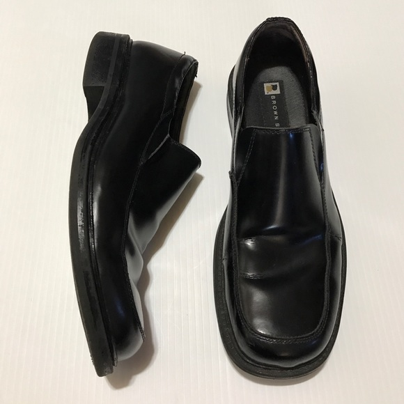67 brown shoe other s size 9 5 black dress