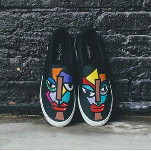 Bucket Feet Shoes - Bucketfeet // The Duo Slip-on Shoes