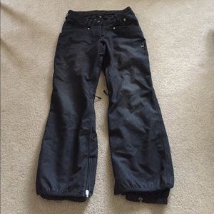 DC Other - D.C. WOMENS SNOWBOARDING PANTS SMALL
