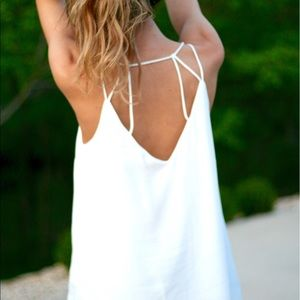 Tops - Cage Back Camisole