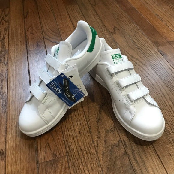 Zapatillas adidas Stan Smith velcro zapatillas poshmark Original