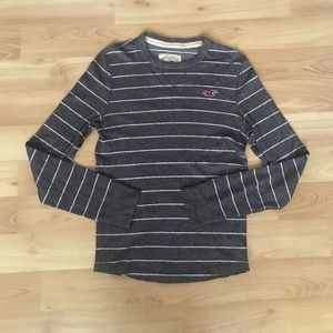 Hollister Other - VNTG Hollister Striped Long Sleeve Shirt Sz S