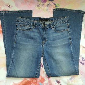 Calvin Klein Jeans Denim - Calvin Klein Medium Wash Flare Jeans