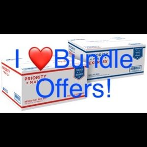 Bundles are always welcome!