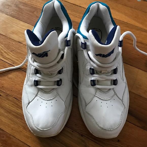 Avia Shoes   Avia 8s White Sneakers