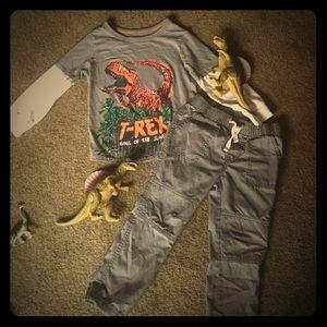 Osh Kosh Other - Dinosaur Outfit