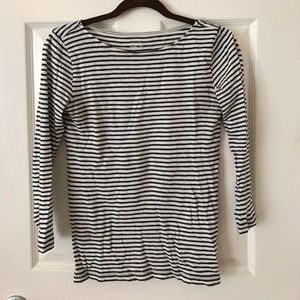 J. Crew Tops - J. Crew striped painter tee